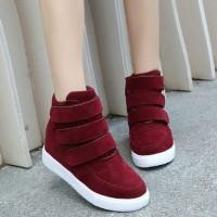 Sepatu BOOT rekat Wanita