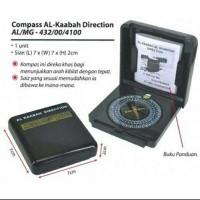 kompas compass kiblat penunjuk arah shalat sholat islam al kaabah