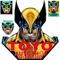 TOYO AUTO SHOP BANDUNG ONLY!!! WA 08122112929