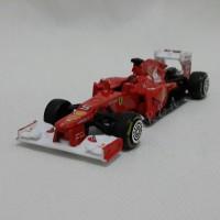 Diecast Ferrari F2012 S. Vettel No. 5 - Diecast Bburago