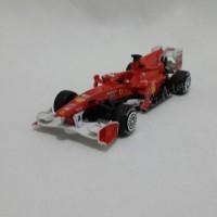 Diecast Ferrari F10 Fernando Alonso No. 8 - Diecast Bburago
