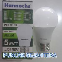 Lampu LED Hannochs 5w 5 watt