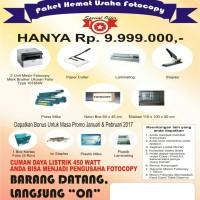 Paket Hemat Usaha Fotocopy