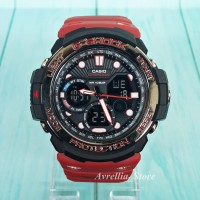 Casio G-shock GN -1000 Red Rubber
