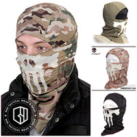 Balaclava skull emerson ori masker tactical airsoft outdoor import