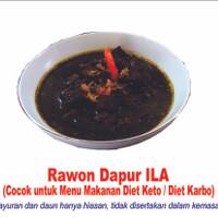 Jual Rawon Frozen Dapur ILA (Cocok utk Diet Keto / Diet Karbo) Murah