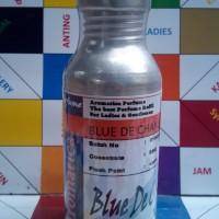 Bibit Parfum BLUE DE CHANEL Non Alkohol 100ml SEGEL