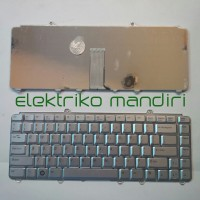 Keyboard Dell Inspiron 1420 1520 1521 1525 1526 XPS M1330 M1530 Silver