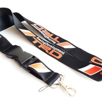 Gantungan Kunci JDM / Lanyard Racing Strap - TRD