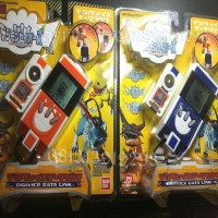 BANDAI DIGIMON MONSTERS DIGIVICE DATA LINK 2008 NEW RARE AGES 8+