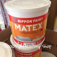 PLAMIR MATEX 1kg / WALL PUTTY MATEX / WALL FILLER NIPPON PAINT