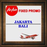Tiket Pesawat Murah, AirAsia Fixed Promo