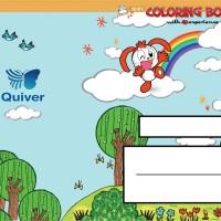 Jual Quiver - 4D Coloring Book Murah