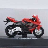 Diecast Motor - Honda CBR 600RR 2006 - MHCBR62001