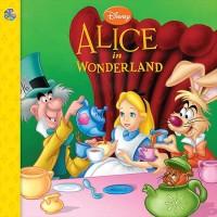 Buku Anak Impor Murah Disney Alice in Wonderland Story Book