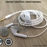 HEADSET EARPHONE SAMSUNG GALAXY J1 J2 J5 J7 2016 GRAND PRIME ORIGINAL