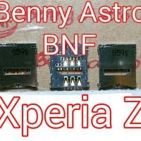 Konektor Sim, Sony Xperia Z, C6602, C6603, Docomo
