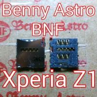 Konektor Sim, Sony Xperia Z1, C6902, C6903, Docomo