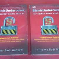 Bisnis Undercover - Priyanto Budi Wahyudi