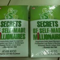 secrets of Self-Made Millionaires oleh Adam Khoo