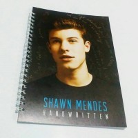 NOTEBOOK/ NOTES A5 SHAWN MENDES