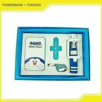 Jual Power Bank Doraemon dan Tongsis Doraemon murah lucu cocok untuk hadiah Murah