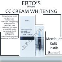 ERTOS CC Cream Whitening intensive Treatment / ERTO'S