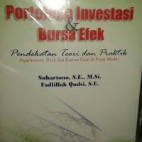 Buku Portofolio Investasi & Bursa Efek