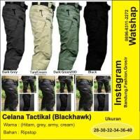Jual Celana Tactical / Celana blackhawk / celana panjang taktical blackhawk Murah