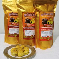 Snack camilan Soes coklat chocolate soes by Golden Star 250 gram