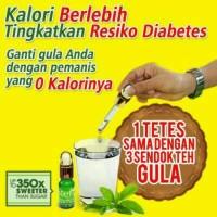 Jual gula stevia diabetes Murah