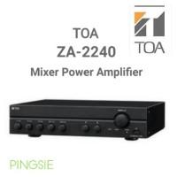 Mixer Power Amplifier TOA ZA - 2240