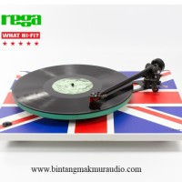 Rega RP3 Union Jack Edition Turntable
