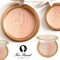 TOO FACED CANDLELIGHT GLOW HIGHLIGHTING POWDER DUO IN WARM GLOW