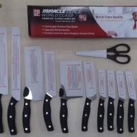 Miracle Blade World class knife set (Pisau Dapur set)