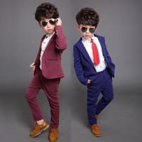 blazer anak / blazer anak korean style / jas anak korean syle