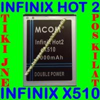 Baterai Infinix Hot 2 X510 MCOM M COM Batrai Batre Battery Batere
