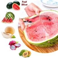 Fruit Slicer (Pemotong buah super praktis, bahan stainless)