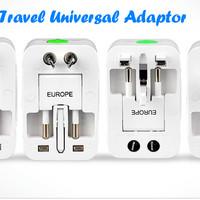 Travel Universal Adaptor (Bisa di pakai di semua negera)