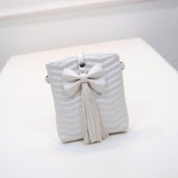 Tas Kulit Fashion Import Wanita MD 623 Putih