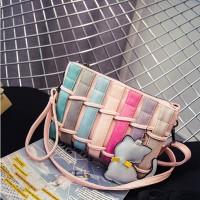Tas Kulit Fashion Import Wanita MD 618 Pink Warna