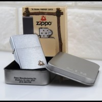 Jual ZIPPO ORIGINAL OUTDOORS CAMPFIRE BASIC ISSUE 200 219 Murah