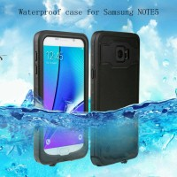 Casing Samsung Galaxy Note 5 Redpepper anti air waterproof back case