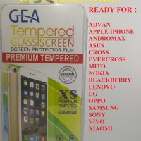 TEMPERED GLASS LENOVO VIBE SHOT BELAKANG/ GEA PREMIUM ANTI GORES KACA
