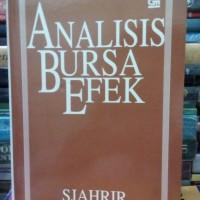Analisis Bursa Efek