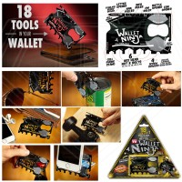 Jual Wallet Ninja 18in1 Multifungsi Credit Card Sized Pocket Murah
