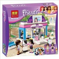 Lego Bela Friends 10156 Butterfly Beauty Shop isi 220pcs
