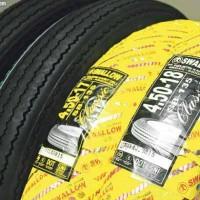 Ban luar motor classic jap style bratstyle caferacer Sb 135 4.50-18