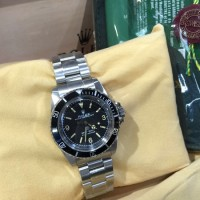 Jam Tangan Rolex Vintage No Date 02 Submariner Swiss ETA 11 Dgn Asli
