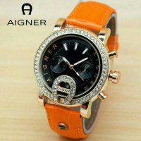Harga jam tangan eigner wanita elegan tanggal aktif | Pembandingharga.com